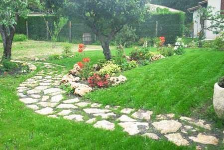 Fiche jardin anglais for Creation jardin anglais