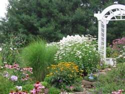 Fiche jardin anglais for Modele de jardin anglais